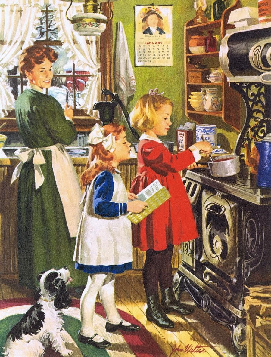 Rockwell Mother
