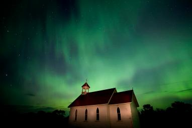 country-church-and-northern-lights-mark-duffy