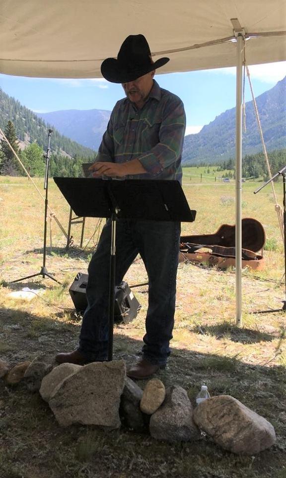 mountain preacher