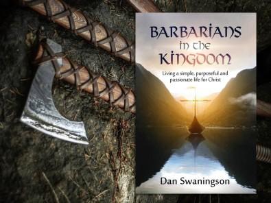 Barbarians ad copy axe