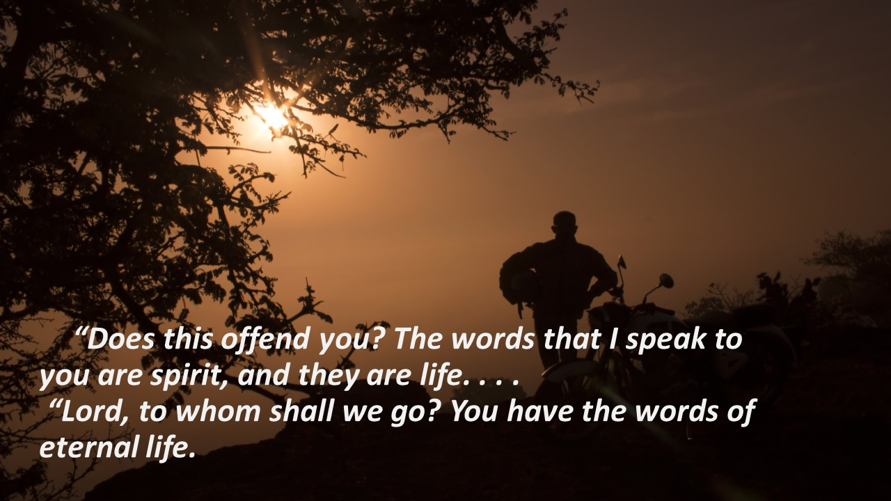 offend you