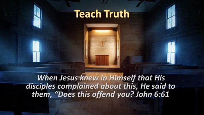 Teach Truth