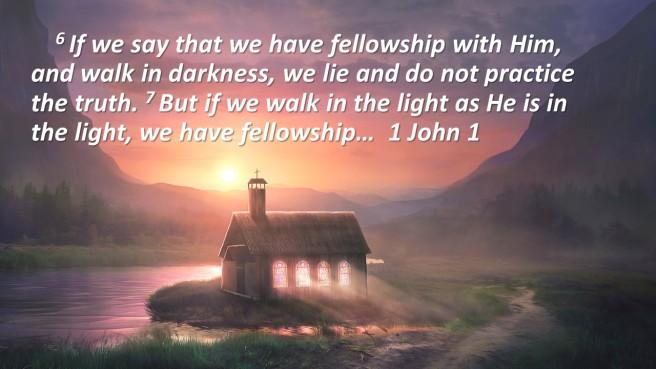 fellowship with light