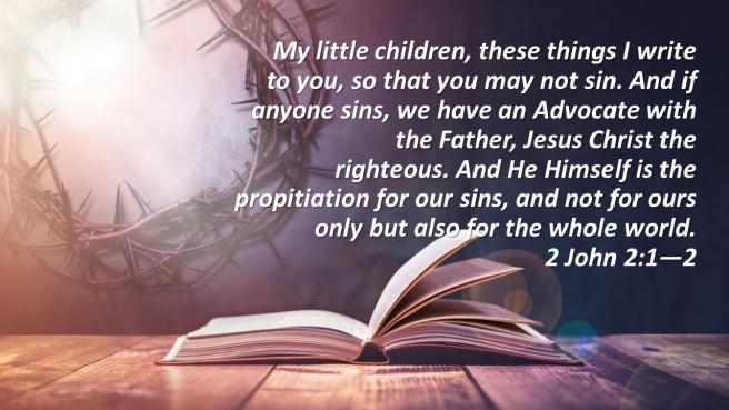 sinners forgiven Jesus