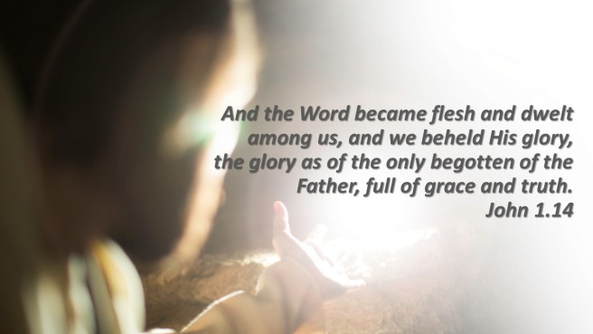 word become flesh