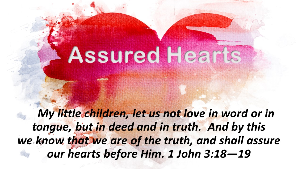 assured hearts