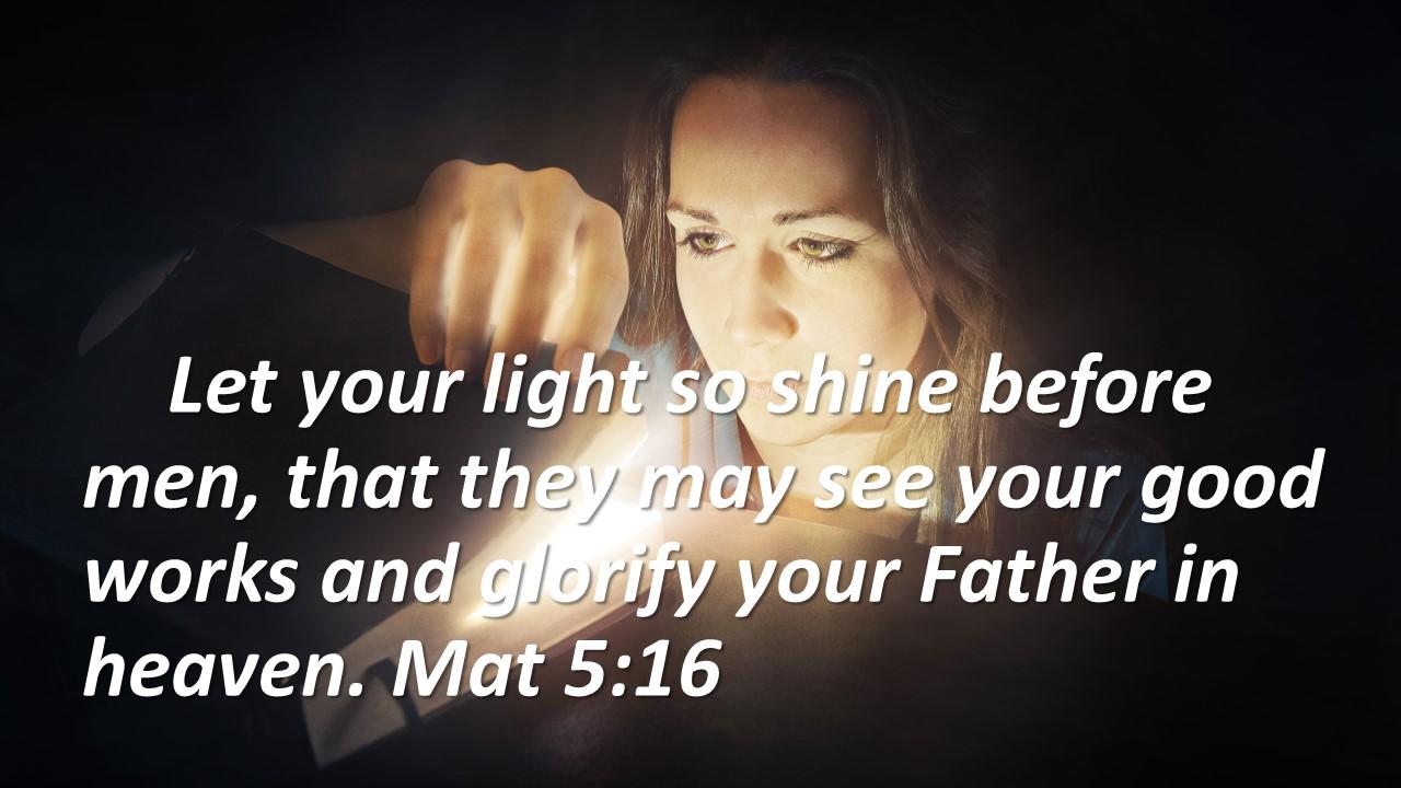 light shine bible