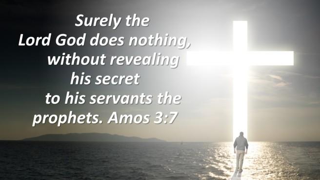 Revealed secrets prophets