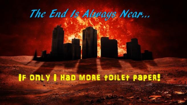 toilet paper Apocalypse