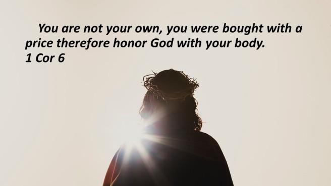 1 Cor 6 Jesus