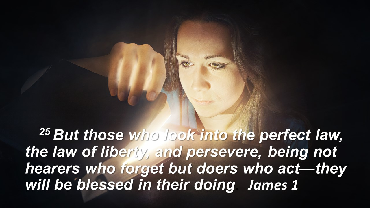 doers and hearers